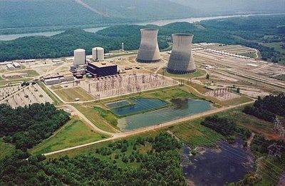 Areva po více než 20 letech dokončí americkou jadernou elektrárnu Bellefonte