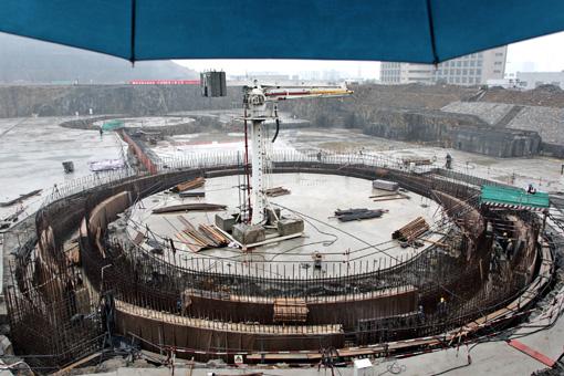 Čína se na jaderné cestě nezastavuje