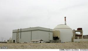 jaderná energie - JE Búšehr jede na 50 procentech kapacity - Nové bloky ve světě (isna bushehr) 1