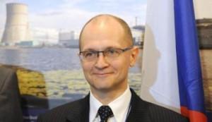 jaderná energie - Rosatom podepsal smlouvy o spolupráci s patnácti českými firmami - Nové bloky v ČR (kirijenko atomex) 1