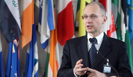 Sergej Kirijenko: Domácí výrobci jsou pro stavbu nových bloků klíčoví