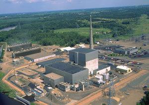 jaderná energie - Bezpečnostní systém automaticky odstavil americkou jadernou elktrárnu Monticello - Ve světě (monticello) 1