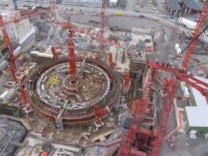 jaderná energie - Spuštění Olkiluoto-3 opět odloženo - na rok 2014 - Nové bloky ve světě (olkiluoto) 1