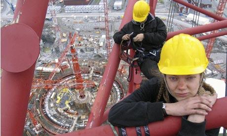 Finové možná budou žalovat Arevu kvůli prodlužování stavby Olkiluota