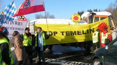 Hrozba pro Temelín: 7 tisíc Rakušanů a 3 tisíce Němců – Aktuálně.cz
