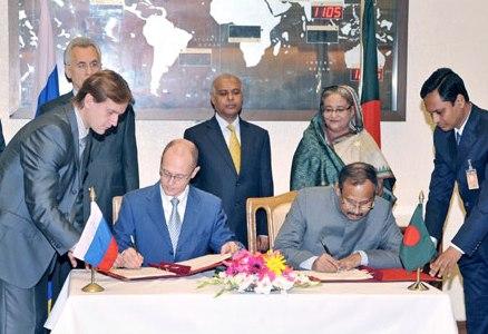 Rusko postaví jadernou elektrárnu v Bangladéši