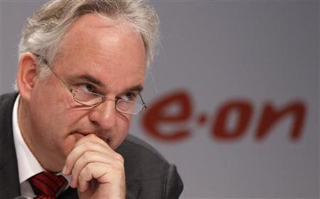 E.ON se bude soudit s německou vládou kvůli odchodu od jaderné energie