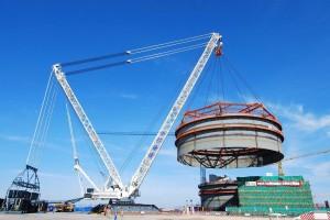 jaderná energie - Americký AP-1000 má potíže v Říši středu - Nové bloky ve světě (haiyang) 1