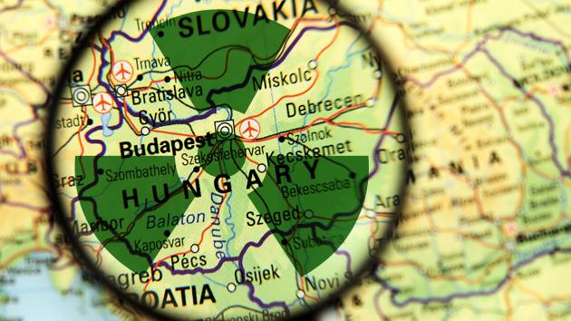 Zdrojem radioaktivního jódu na evropské obloze byl maďarský výrobce radioizotopů