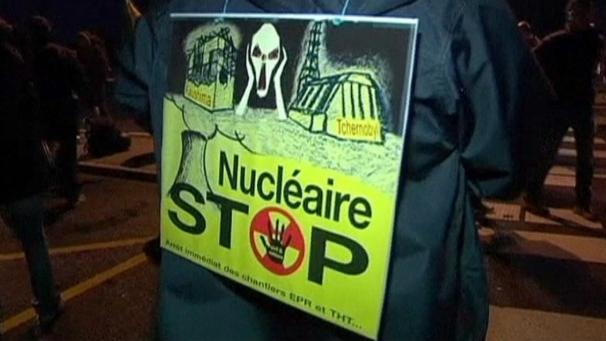 Sarkozy: Francie se musí i nadále spoléhat na jadernou energii