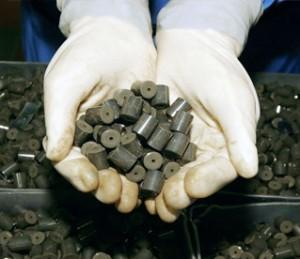 V Rumunsku bylo ukradeno 73 kilogramů uranové rudy
