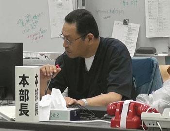 Ředitel JE Fukušima Masao Jošida: první rozhovor pro tisk