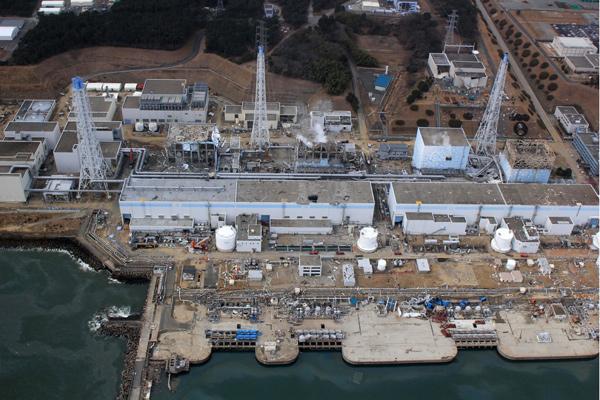 Z Fukušimy vytekly další tuny radioaktivní vody