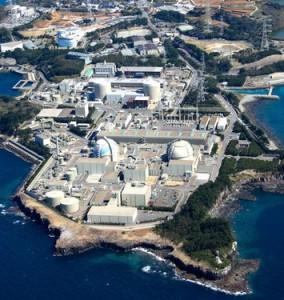 jaderná energie - V Japonsku je nyní v provozu pouze šest reaktorů - JE Fukušima (Genkai) 1
