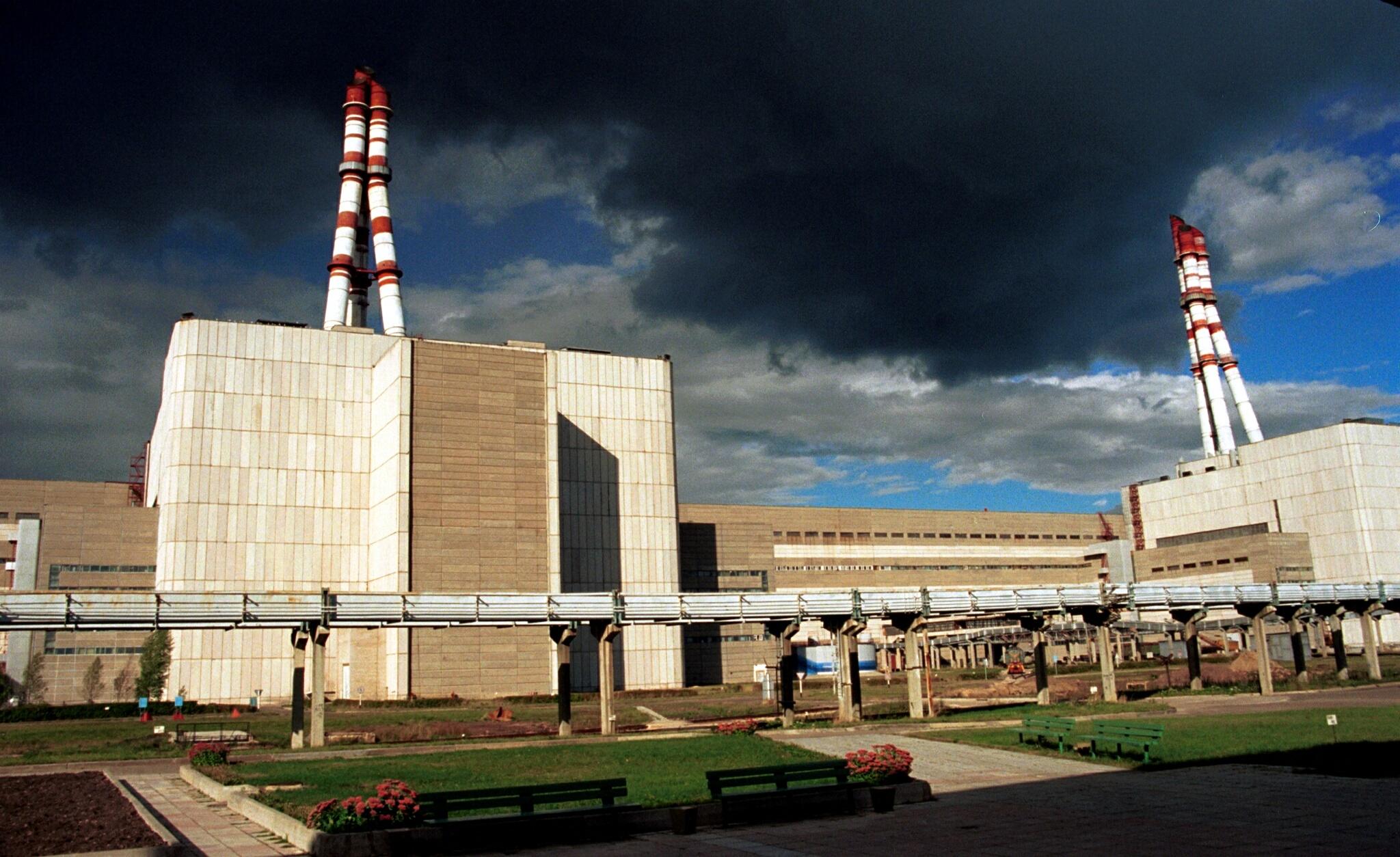 """Litevci v referendu řekli """"ne"""" nové jaderné elektrárně"""