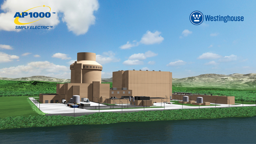 Výstavba jaderné elektrárny v USA má po 30 letech zelenou. Westinghouse dostal povolení