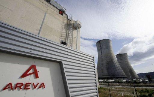 Obchodování s akciemi Arevy bylo pozastaveno