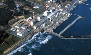 jaderná energie - TEPCO slije nízkoradioaktivní vodu z Fukušimy do moře - JE Fukušima (fukushima seshora) 1