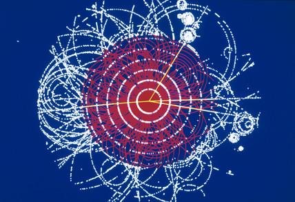 Higgsův boson polapen – možná