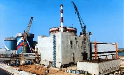 V Rusku uveden do provozu další jaderný blok
