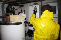 Česká a slovenská policie překazila obchod s radioaktivním materiálem