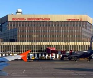 Druhé největší letiště v Moskvě i v celém Rusku - Šeremeťjevo