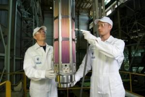 jaderná energie - Češi dohodli s Rusy byznys v jaderném palivu - E15 - Palivový cyklus (tvel) 1