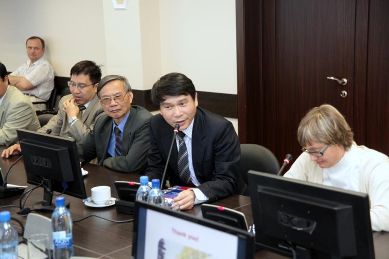 Rusové zahájili stavbu první jaderné elektrárny ve Vietnamu