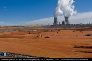 jaderná energie - První AP-1000 systémy by již brzy mohly dostat povolení ke stavbě ve Spojených státech - Nové bloky ve světě (vogtle 3  4 construction) 1