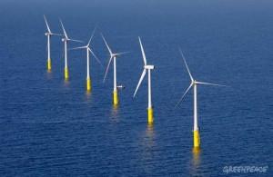 jaderná energie - Francie chystá masivní investice do mořských větrných farem - Životní prostředí (britska vetrna more) 1