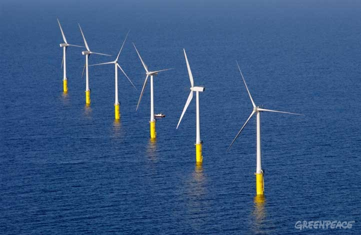 Francie chystá masivní investice do mořských větrných farem