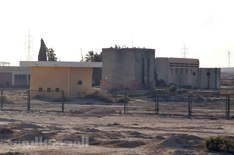 Beduíni blokují stavbu egyptské jaderné elektrárny, došlo ke krádeži radioaktivního materiálu, novější informace nejsou k dispozici