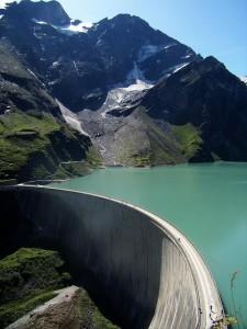 jaderná energie - Rakousku chybí jeden temelínský blok - Životní prostředí (mooserboden) 1