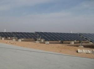 jaderná energie - V Číně byla uvedena do provozu jedna z největších slunečních elektráren na světě - Životní prostředí (ningxia solarka) 1