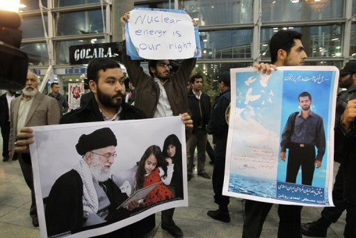 Do Íránu dorazila delegace z MAAE