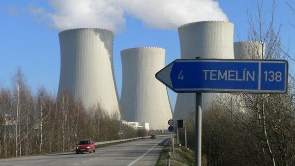 Elektrárna Temelín loni vyrobila rekordních 13,9 TWh elektřiny