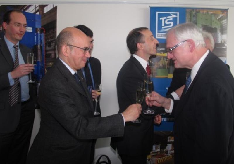Firma Těžké strojírenství Plzeň uspěla v silné konkurenci v dodávce pro Areva