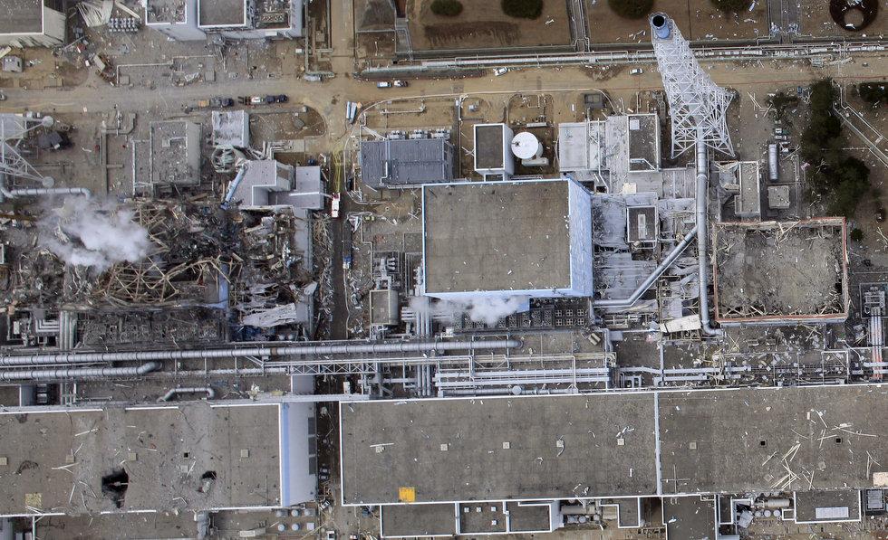 Z Fukušimy uniklo dvakrát více radioaktivního cesia, než uváděly dosavadní zprávy