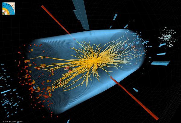LHC navyšuje výkon, vědci stahují smyčku kolem Higgsova bozonu