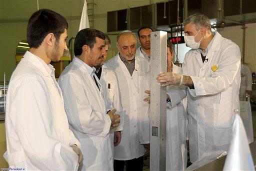Írán údajně vyvinul nové centrifugy na obohacování uranu a vyzkoušel palivo vlastní výroby