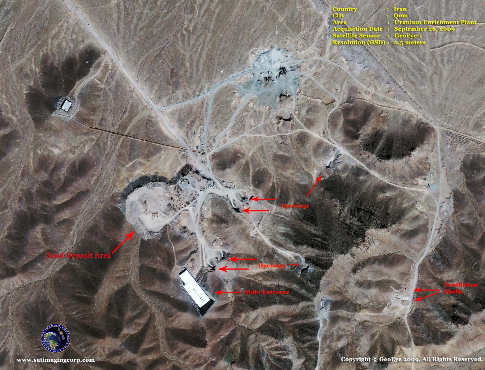 Írán je údajně připraven rozšířit svůj jaderný program o další centrifugy