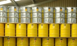 Jaderný odpad zatím zůstává největším nevyřešeným problémem jaderné energetiky. Zdroj: 3pol.cz