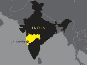 jaderná energie - Indům se nelíbí automatické řídicí systémy projektu EPR - Nové bloky ve světě (jaitapur indie) 1