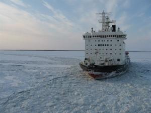 jaderná energie - Požár na ledoborci Vajgač mohl být způsoben obyčejným prachem - Jádro na moři (vajgac) 1