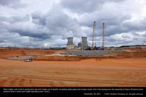 jaderná energie - Stavba elektrárny Vogtle s reaktory AP-1000 - Nové bloky ve světě (vogtle 2) 3