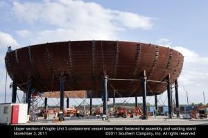 jaderná energie - Stavba elektrárny Vogtle s reaktory AP-1000 - Nové bloky ve světě (vogtle 5) 2