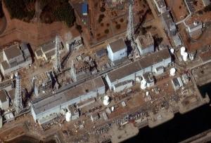 jaderná energie - Japonský premiér kritizuje vládu kvůli jaderné katastrofě - JE Fukušima (Fuku) 1