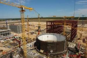 Nový reaktor VVER 1200 bude pracovat například v Novovoroněžské jaderné elektrárně, na podobných projektech se v dalších letech mohou podílet i Češi.