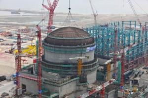 jaderná energie - Škoda JS dokončila vnitřek reaktoru pro čínskou elektrárnu Tchaj-šan - Nové bloky v ČR (Taishan) 1