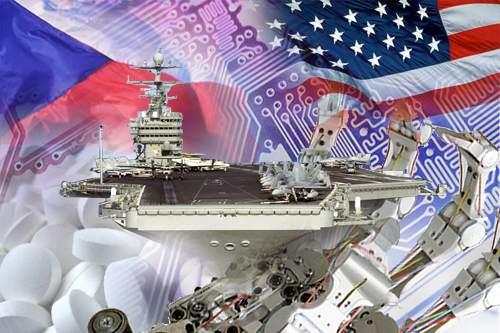 Pražská ČVUT bude s Američany jednat o spolupráci v oblasti hi-tech